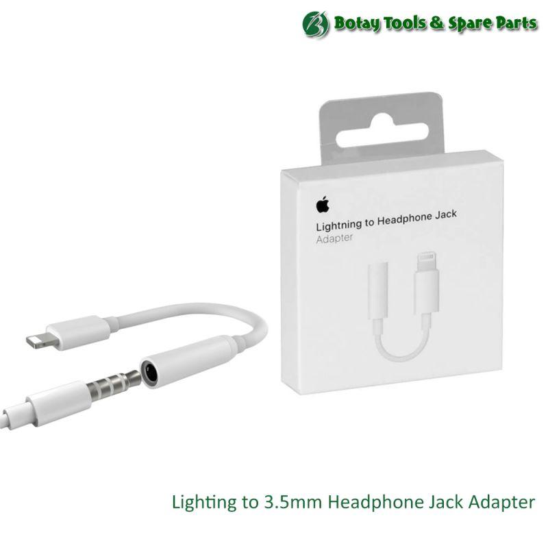 Lighting to 3.5mm Headphone Jack Adapter