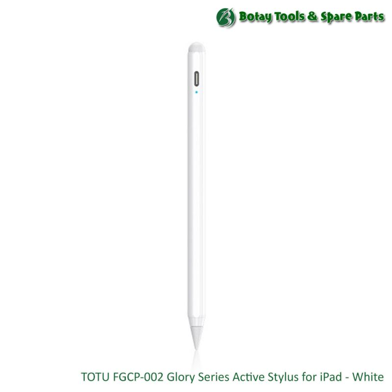 TOTU FGCP-002 Glory Series Active Stylus for iPad - White