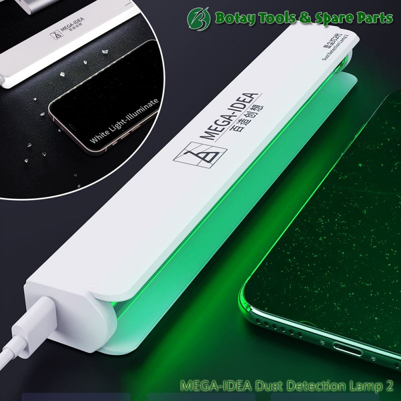 MEGA-IDEA Dust Detection Lamp 2
