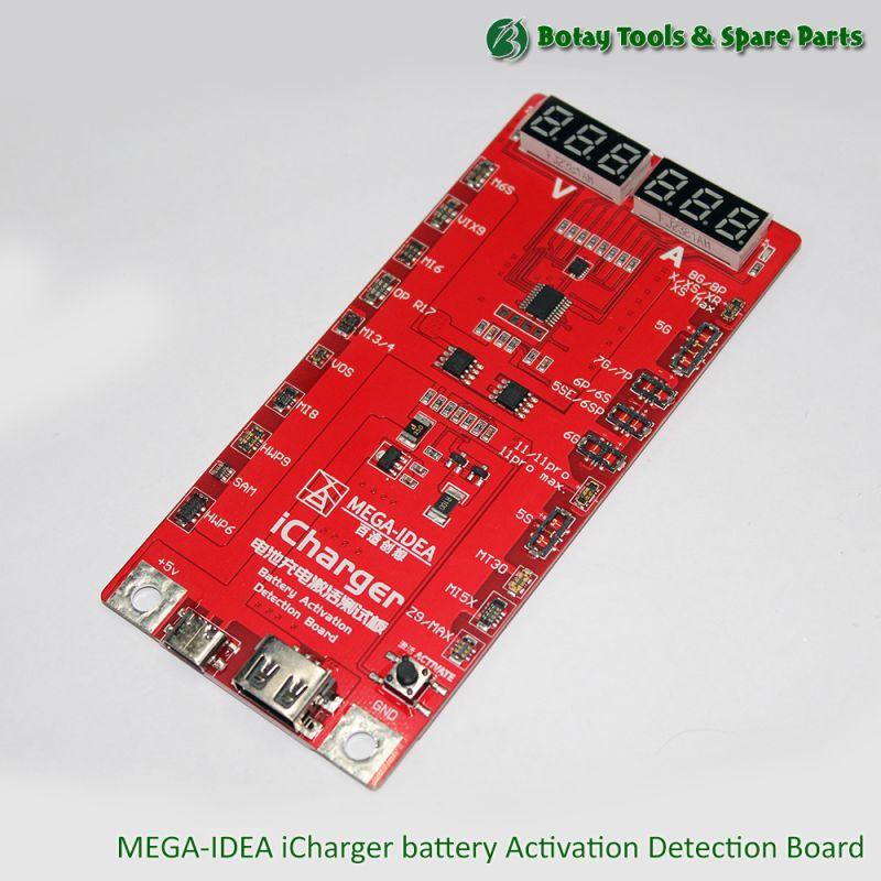 MEGA-IDEA iCharger battery Activation Detection Board