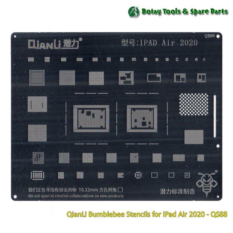 QianLi Bumblebee Stencils for iPad Air 2020 - QS88