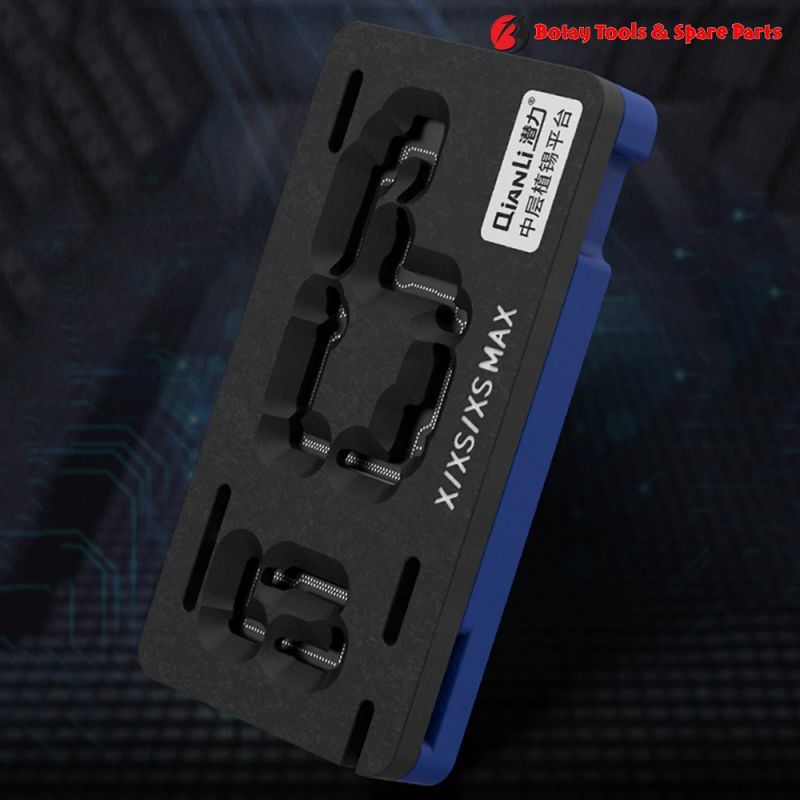 QianLi Middle Frame Reballing Platform for iPhone X, XS, XS Max