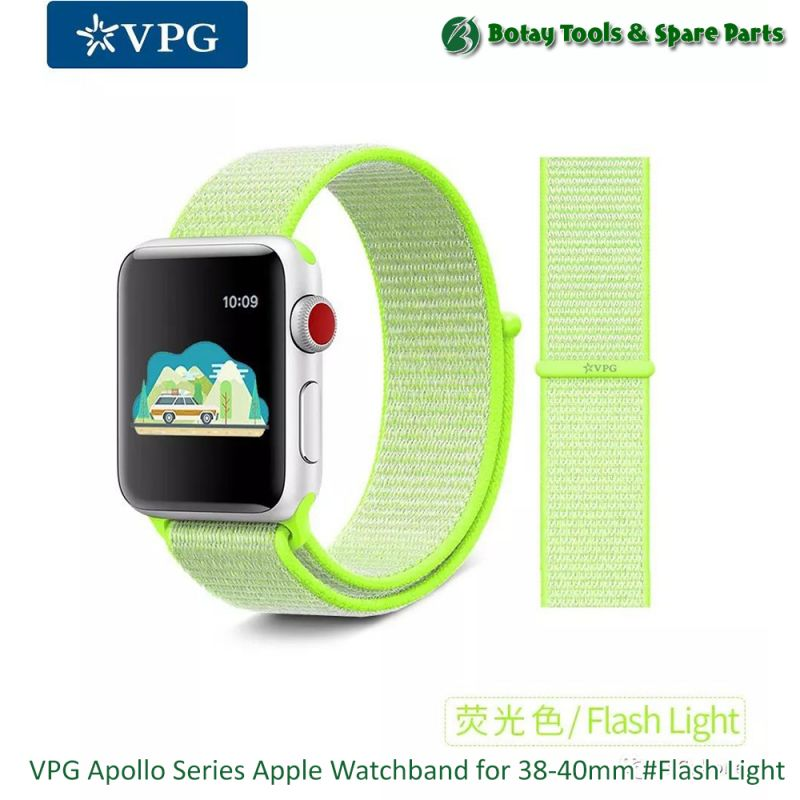VPG Apollo Series Apple Watchband for 38-40mm #Flash Light