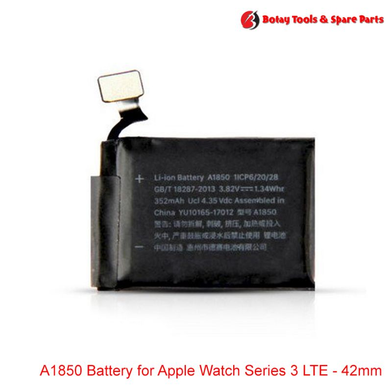 A1850 Battery for Apple Watch Series 3 LTE - 42mm