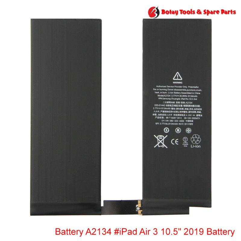 """Battery A2134 # iPad Air 10.5"""" 3rd Gen 2019 Battery"""