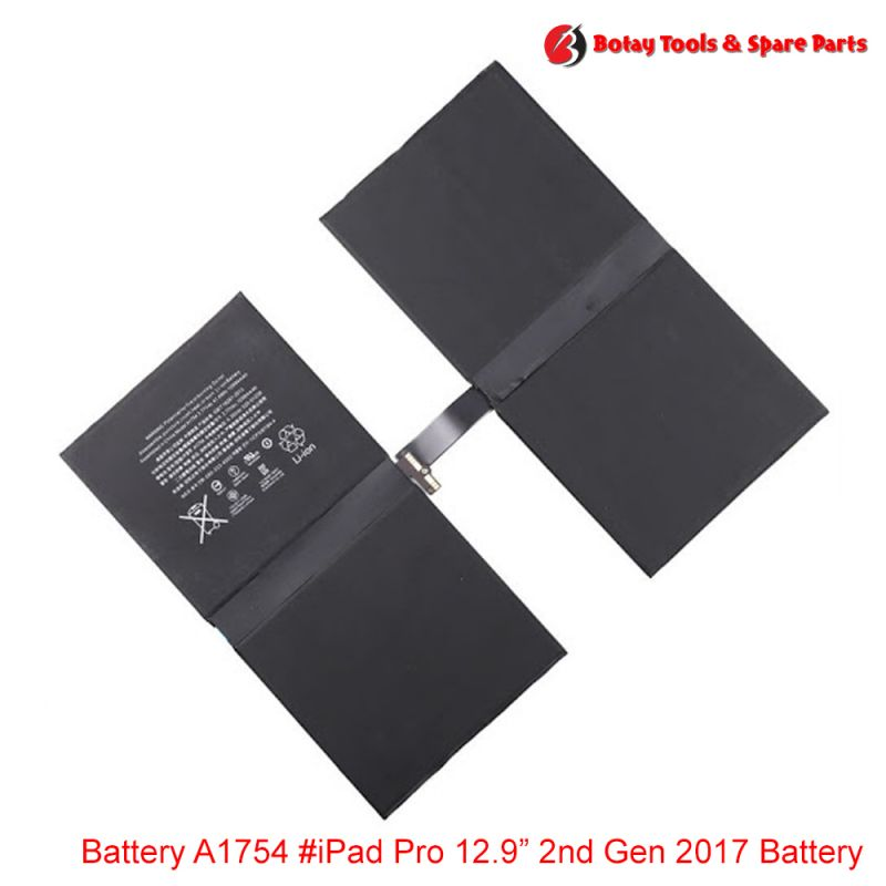 "Battery A1754 # iPad Pro 12.9"" 2nd Gen 2017 Battery"