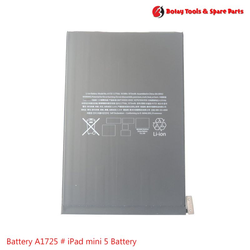 Battery A1725 # iPad mini 5 Battery