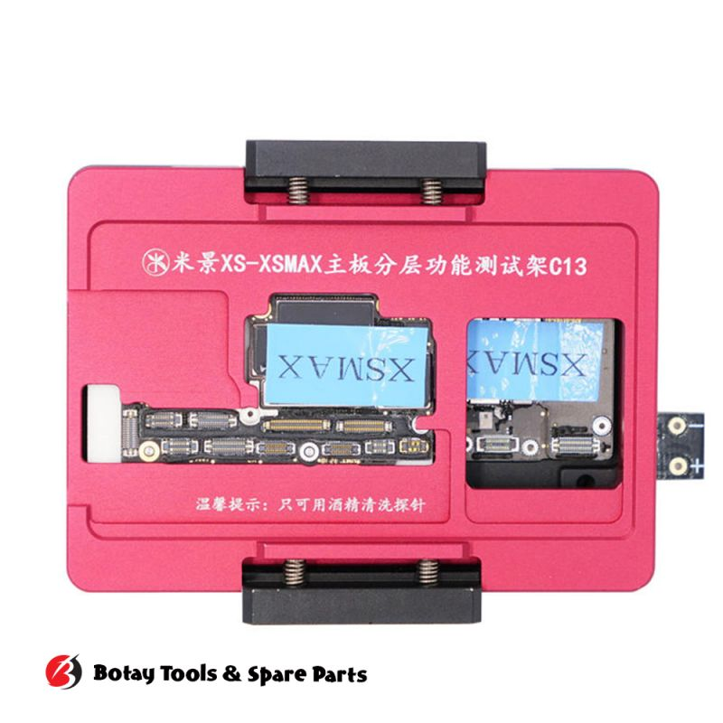 MIJING C13 Multi-Functional PCB Holder for iPhone XS, XS Max