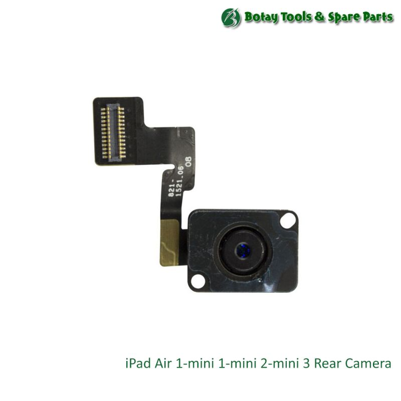 "iPad Air 1- iPad mini 1- iPad mini 2- iPad mini 3- iPad 9.7"" 5th Gen 2017 -  Rear Camera"
