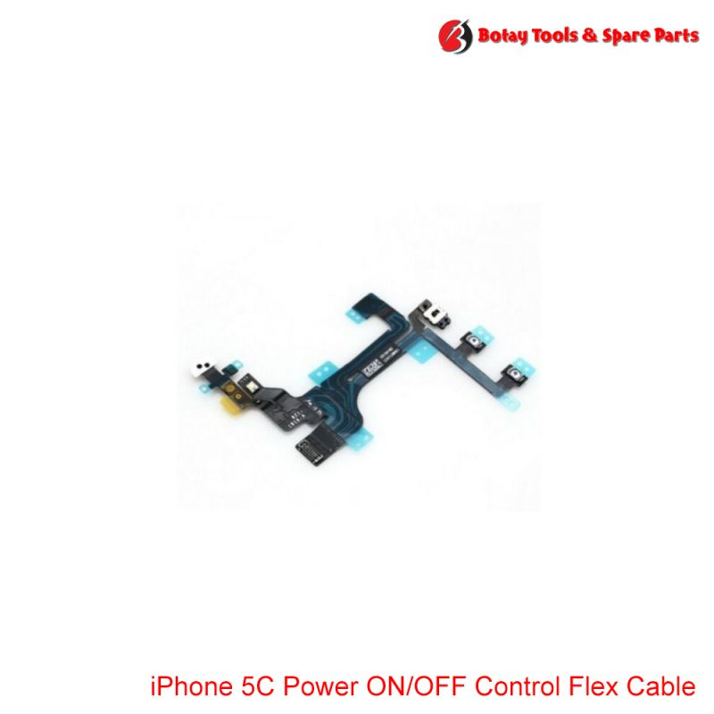 iPhone 5C Power ON/OFF Control Flex Cable #821-1916-A