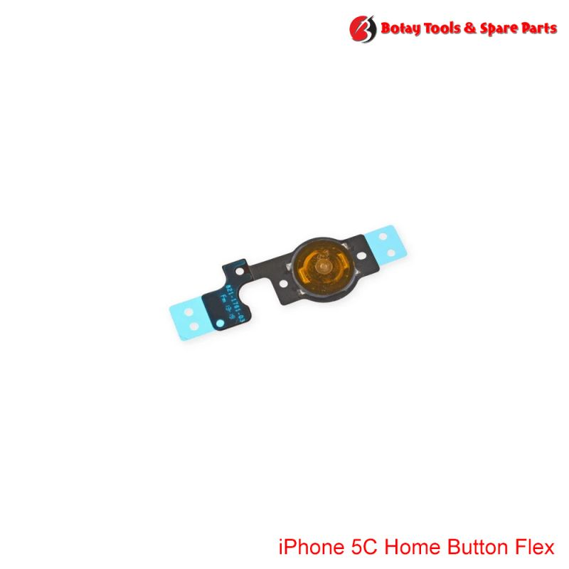 iPhone 5C Home Button Flex #821-1761-A