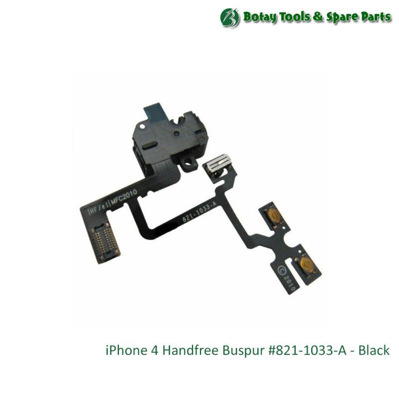 iPhone 4 Handfree Buspur #821-1033-A - Black