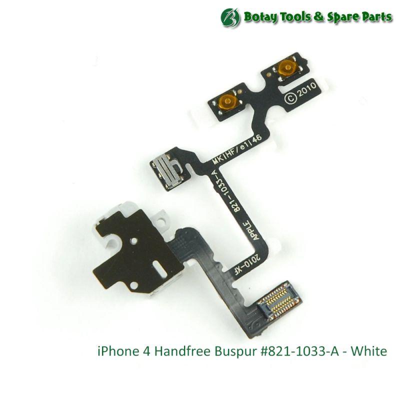 iPhone 4 Handfree Buspur #821-1033-A - White