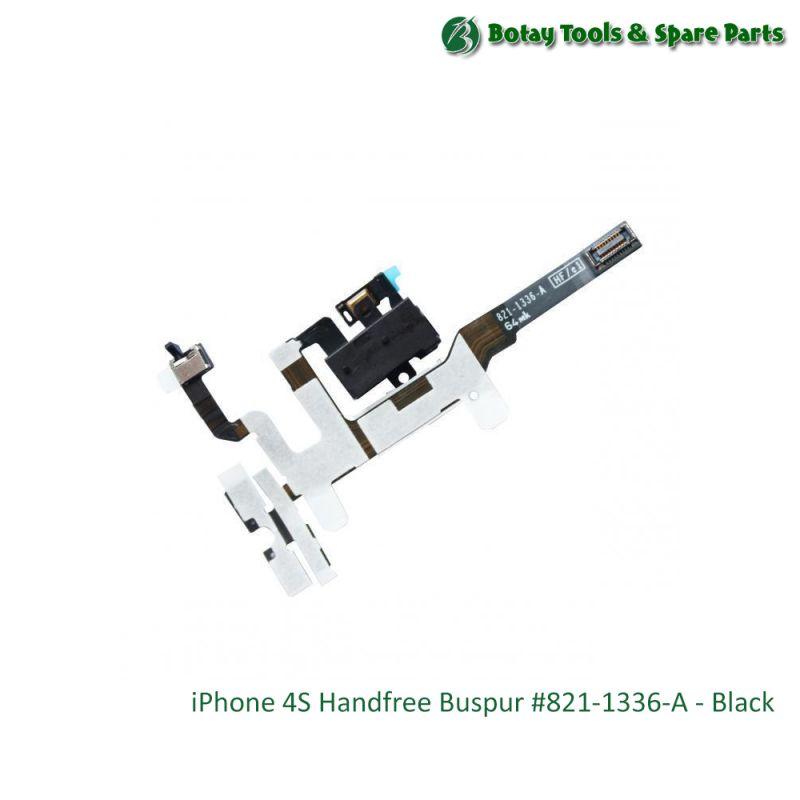 iPhone 4S Handfree Buspur #821-1336-A - Black