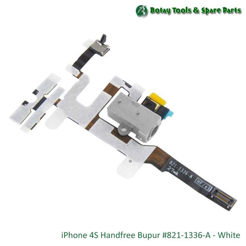 iPhone 4S Handfree Bupur #821-1336-A - White