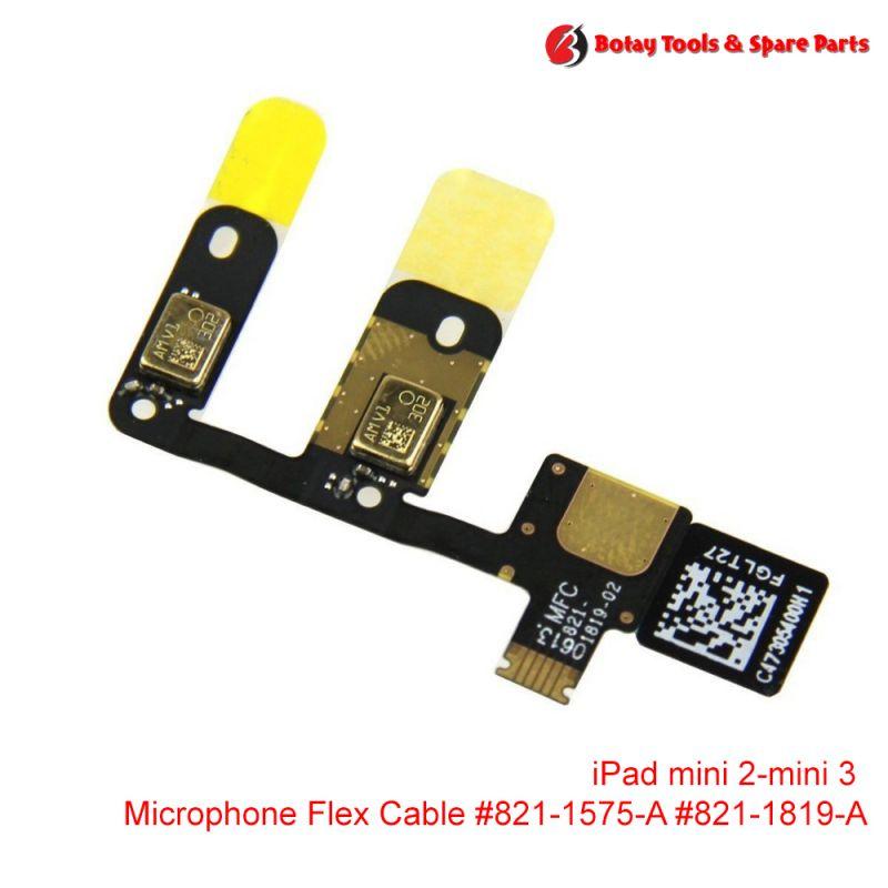 iPad mini 2- iPad mini 3 - Microphone Flex Cable #821-1575-A #821-1819-A