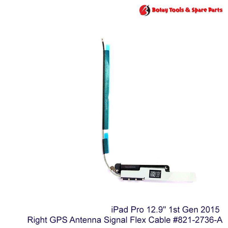 "iPad Pro 12.9"" 1st Gen 2015 Right GPS Antenna Signal Flex Cable #821-2736-A"