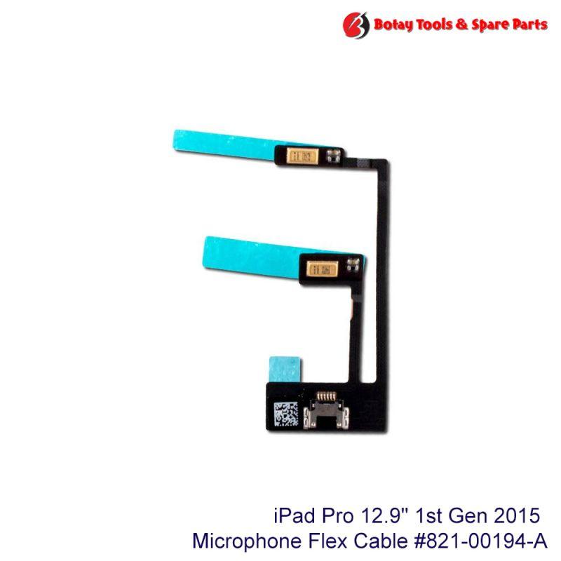"iPad Pro 12.9"" 1st Gen 2015 Microphone Flex Cable #821-00194-A"