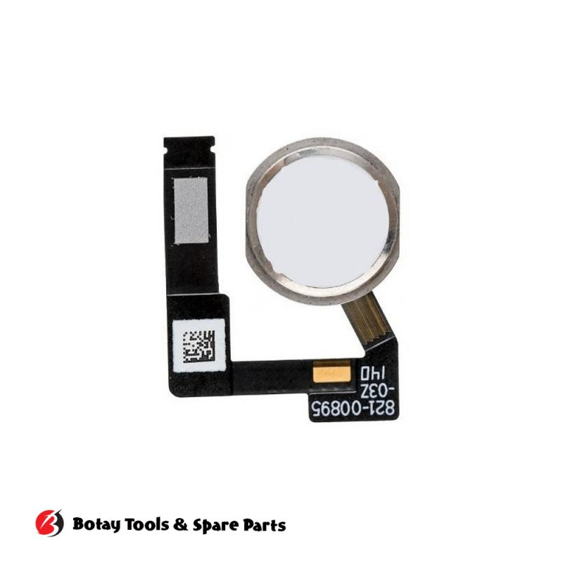 """iPad Pro 10.5"""" 2017- iPad Pro 12.9"""" 2nd Gen 2017- iPad Air 10.5"""" 3rd Gen 2019 - Home Button Assembly #821-00895-A - SILVER"""