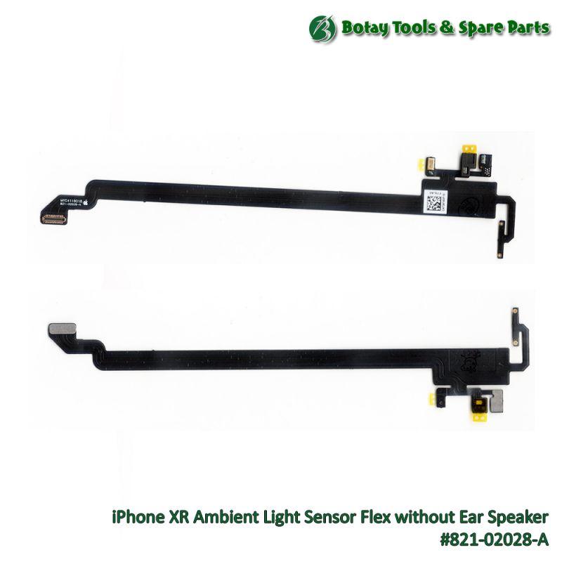 iPhone XR Ambient Light Sensor Flex without Ear Speaker #821-02028-A