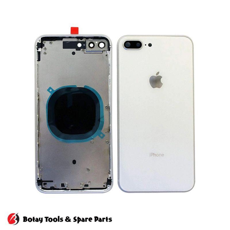iPhone 8 Plus Back Cover Frame - Original- SILVER