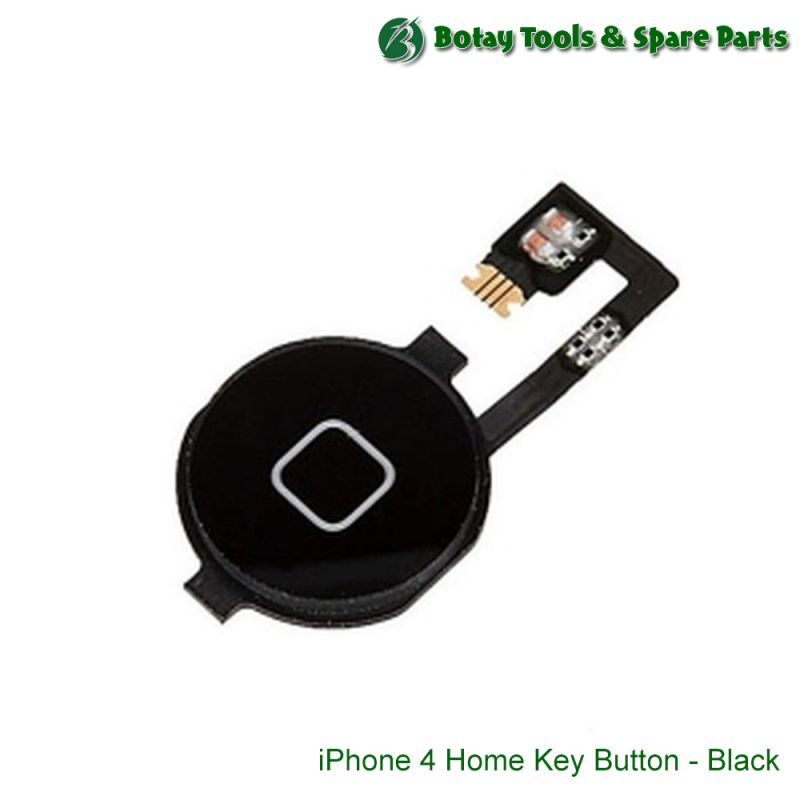 iPhone 4 Home Key Button - Black