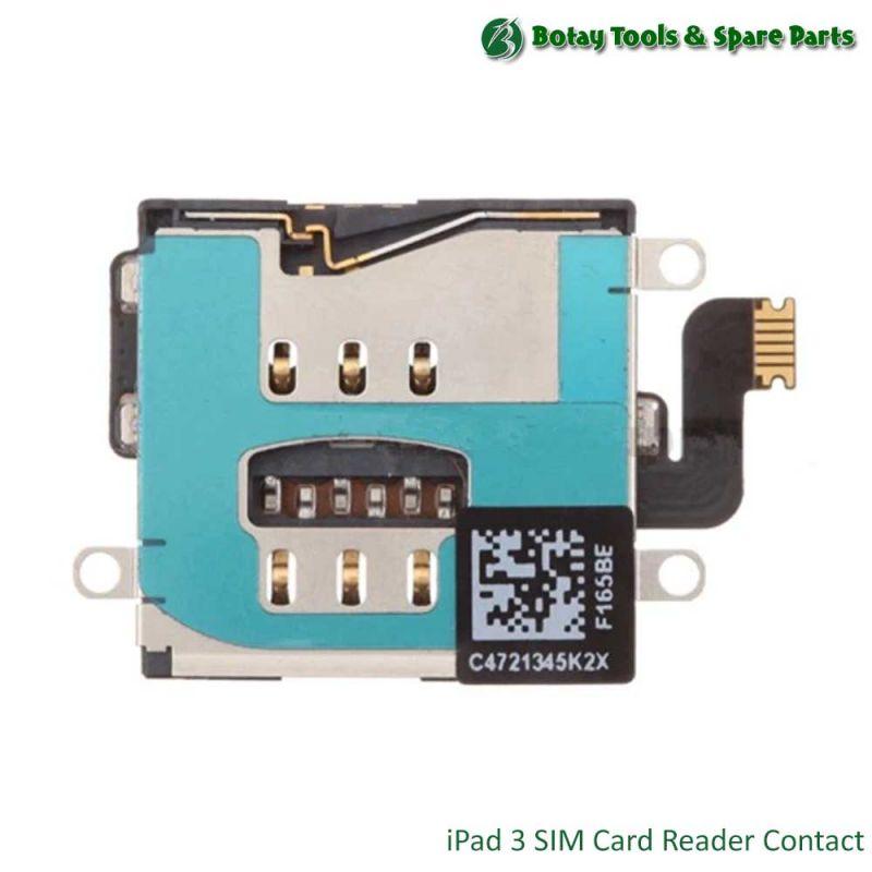 iPad 3 SIM Card Reader Contact
