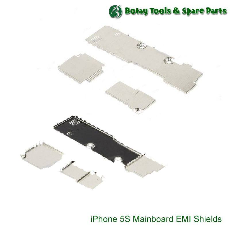 iiPhone 5S Mainboard EMI Shields ( 3 PCs )