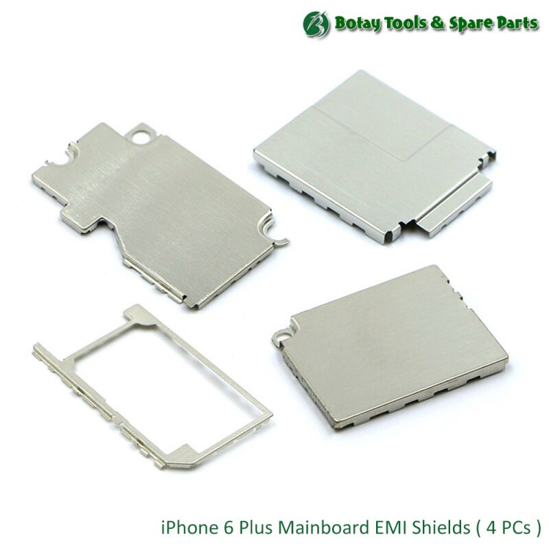 iPhone 6 Plus Mainboard EMI Shields ( 4 PCs )
