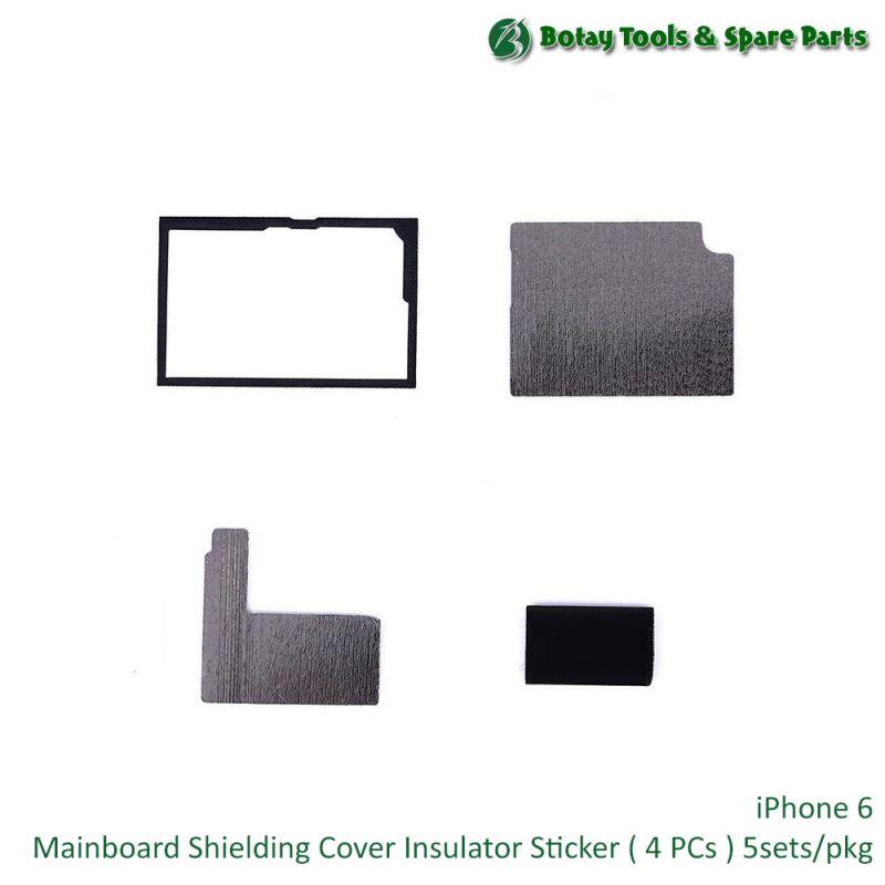 iPhone 6 Mainboard Shielding Cover Insulator Sticker ( 4 items ) 5sets/pkg
