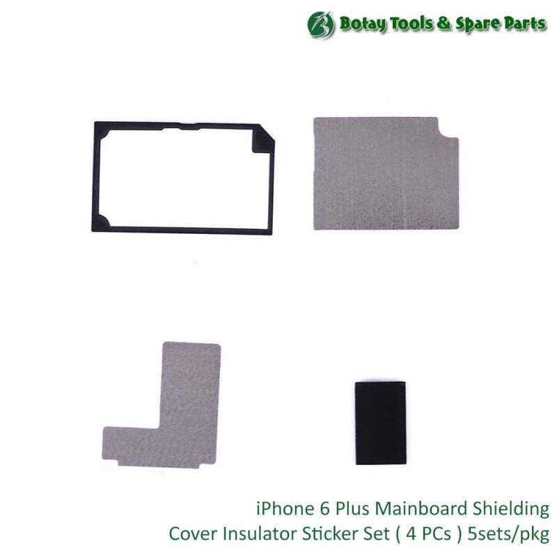 iPhone 6 Plus Mainboard Shielding Cover Insulator Sticker Set ( 4 items ) 5sets/pkg