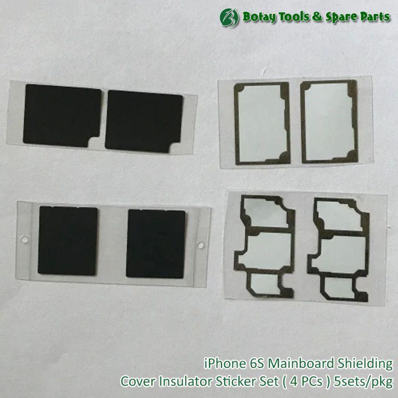 iPhone 6S Mainboard Shielding Cover Insulator Sticker Set ( 4 items ) 5sets/pkg