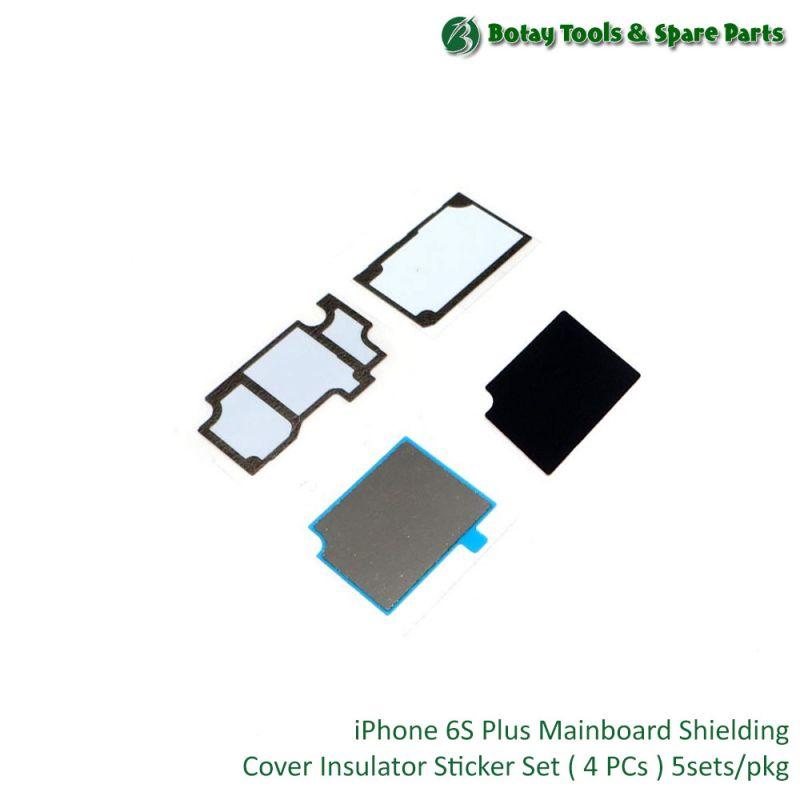 iPhone 6S Plus Mainboard Shielding Cover Insulator Sticker Set ( 4 items ) 5sets/pkg