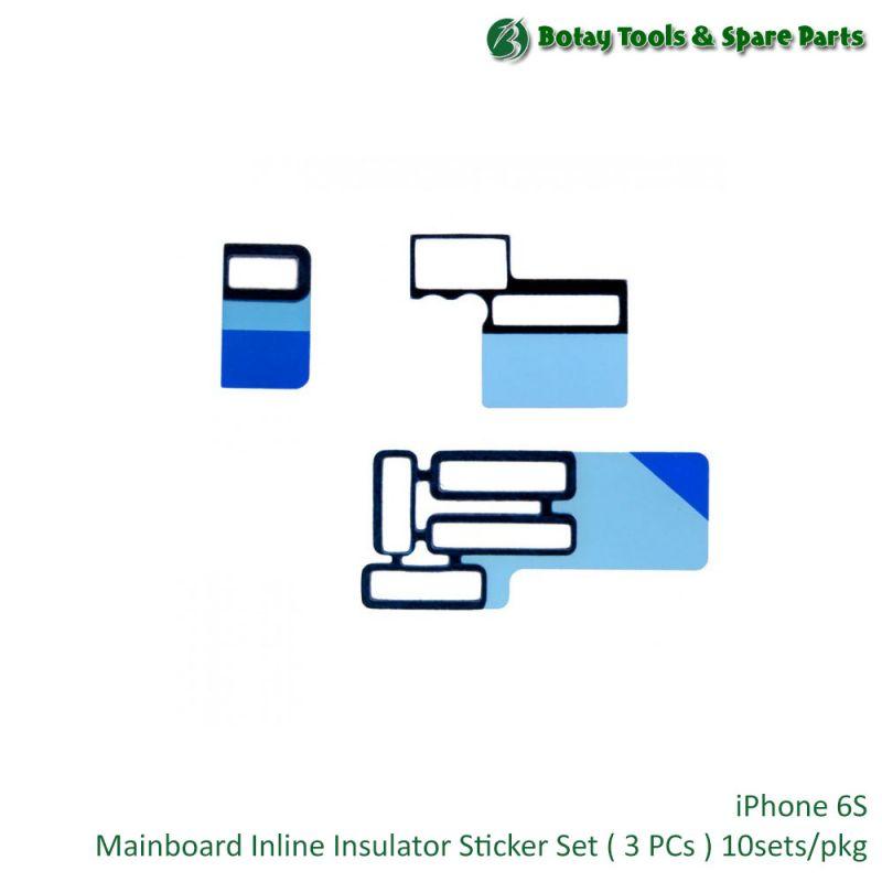 iPhone 6S Mainboard Inline Insulator Foam Sticker Set ( 3 items ) 10sets/pkg