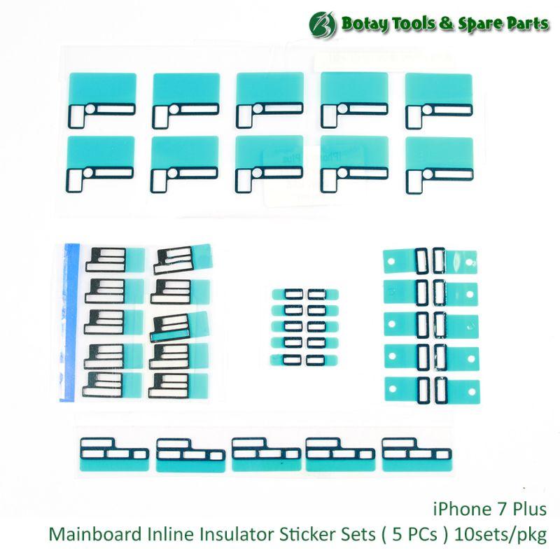 iPhone 7 Plus Mainboard Inline Insulator Foam Sticker Set ( 5 items ) 10sets/pkg
