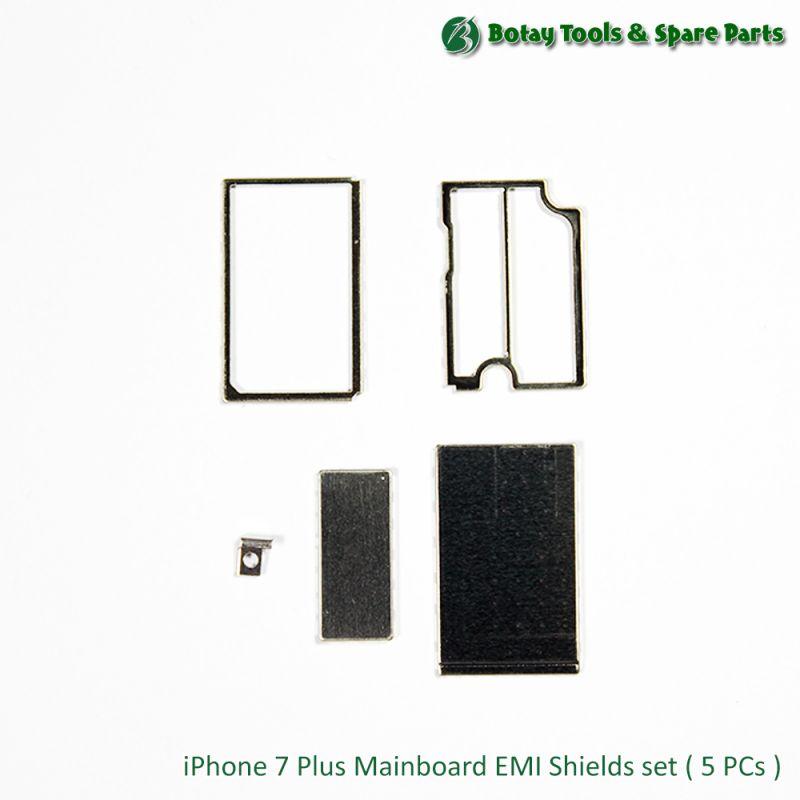 iPhone 7 Plus Mainboard EMI Shields set ( 5 items )