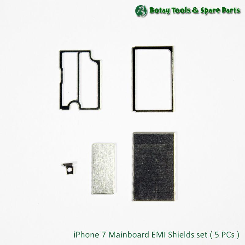 iPhone 7 Mainboard EMI Shields Set ( 5 items )