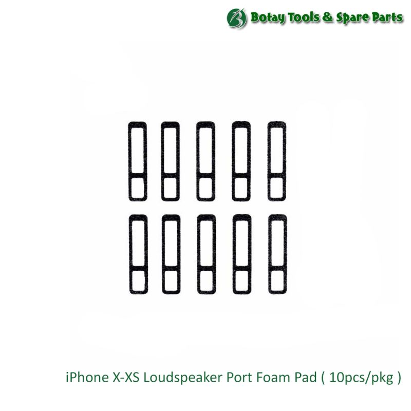 iPhone X-XS Loud Speaker Port Foam Pad ( 10 PCs/pkg )