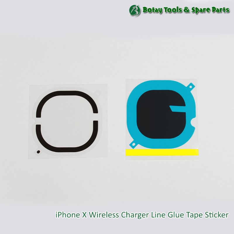 iPhone X Wireless Charger Line Glue Tape Sticker