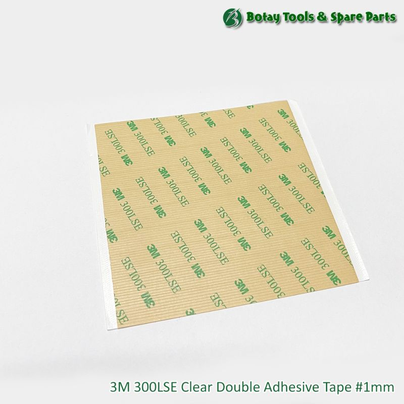 3M 300LSE Clear Double Adhesive Tape #1mm