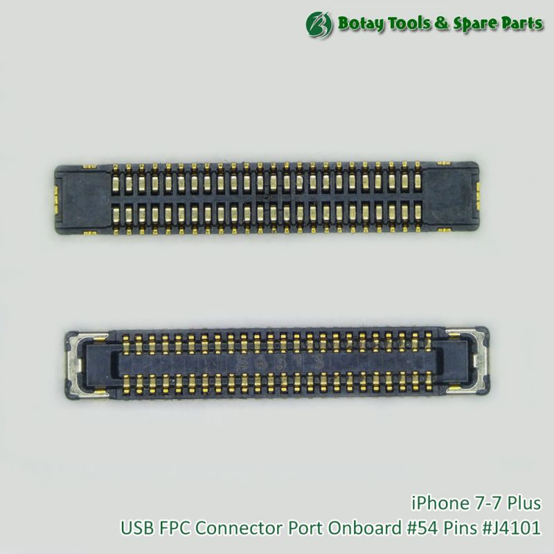 iPhone 7-7 Plus USB FPC Connector Port Onboard #54 Pins #J4101