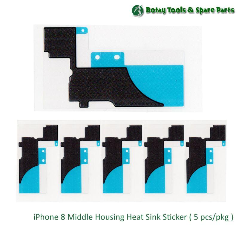 iPhone 8 Middle Housing Heat Sink Sticker ( 5 pcs/pkg )