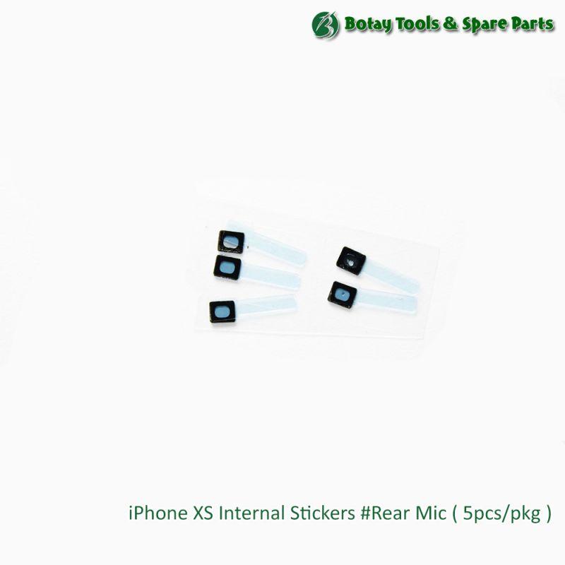iPhone XS Internal Stickers #Rear Mic ( 5pcs/pkg )