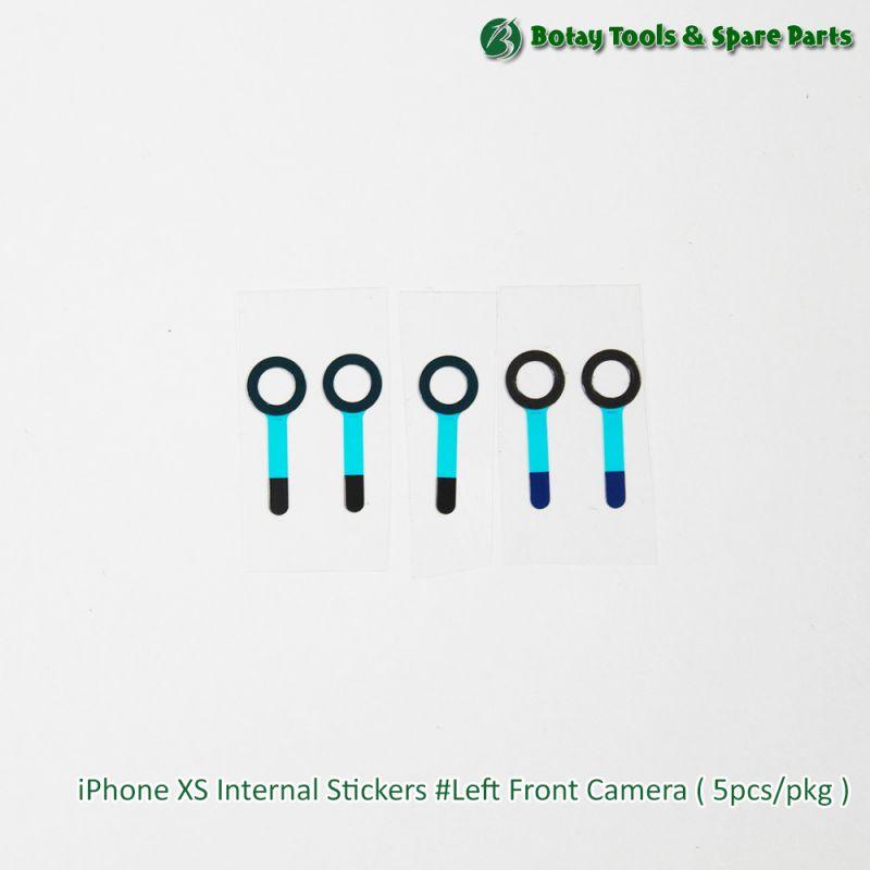 iPhone XS Internal Stickers #Left Front Camera ( 5pcs/pkg )
