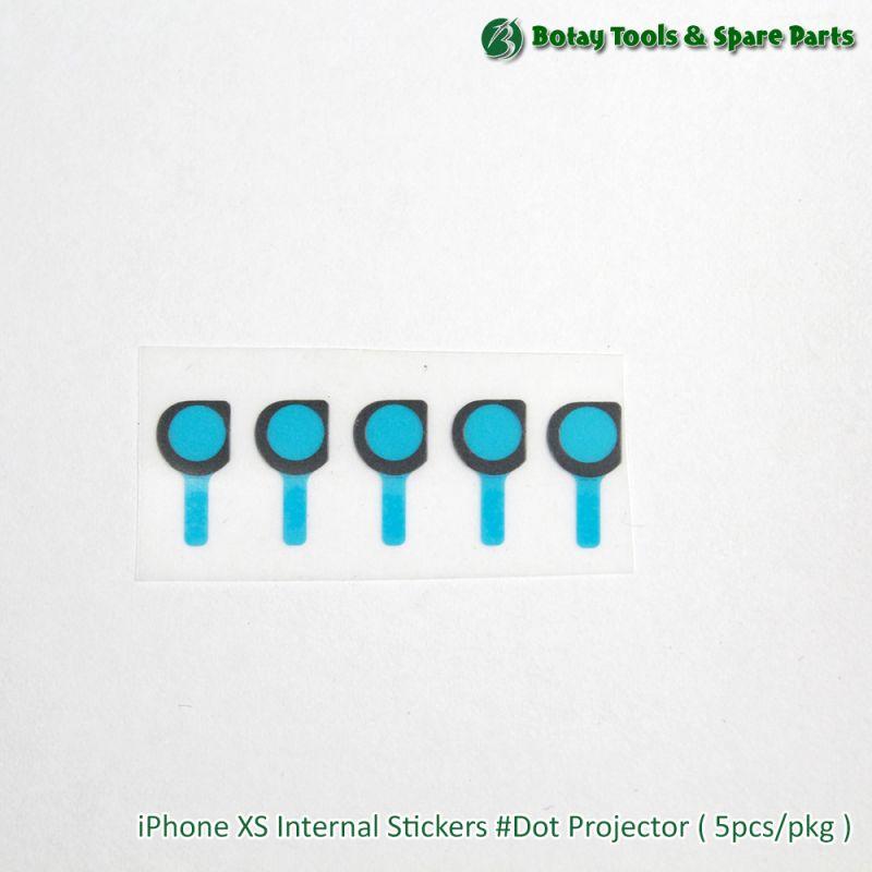 iPhone XS Internal Stickers #Dot Projector ( 5pcs/pkg )