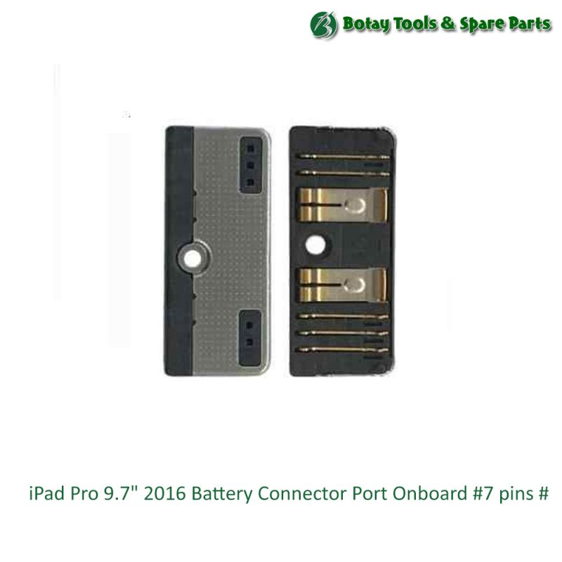 """iPad Pro 9.7"""" 2016 Battery Connector Port Onboard #7 pins #"""