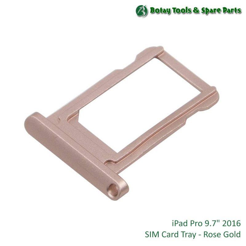 "iPad Pro 9.7"" 2016 SIM Card Tray - Rose Gold"