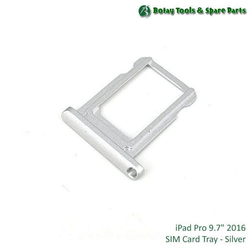 "iPad Pro 9.7"" 2016 SIM Card Tray - Silver"