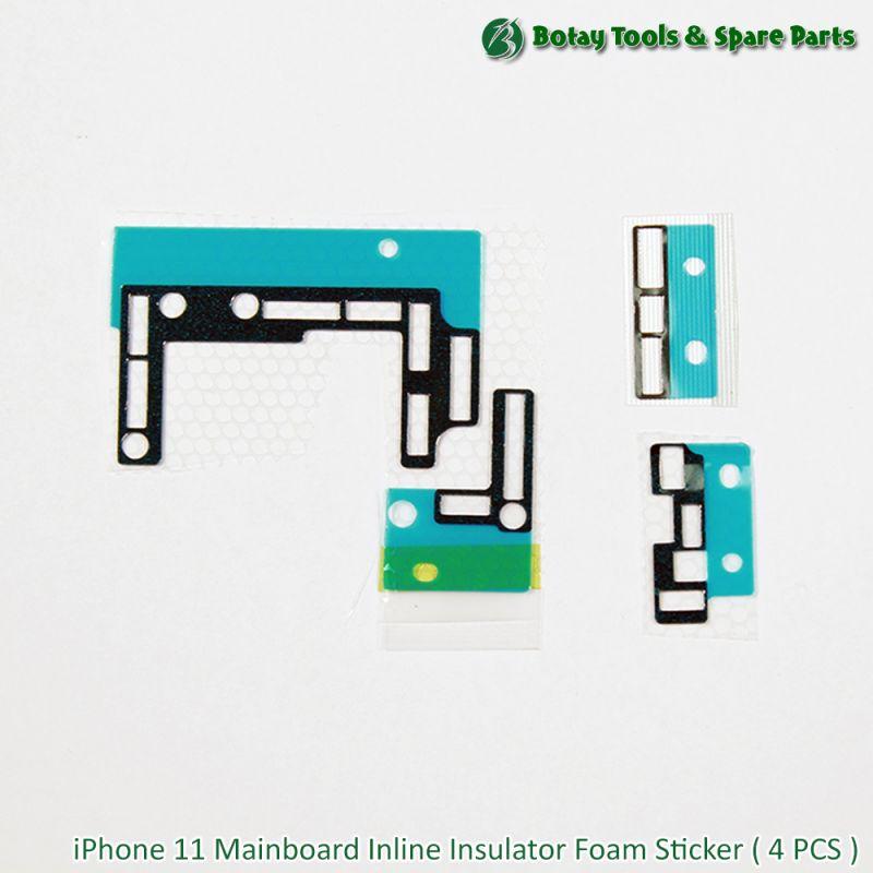 iPhone 11 Mainboard Inline Insulator Foam Sticker Set ( 4 items )
