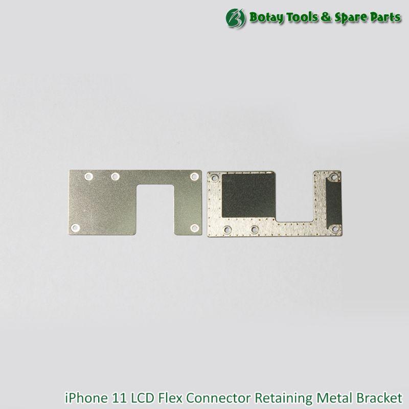 iPhone 11 LCD Flex Connector Retaining Metal Bracket